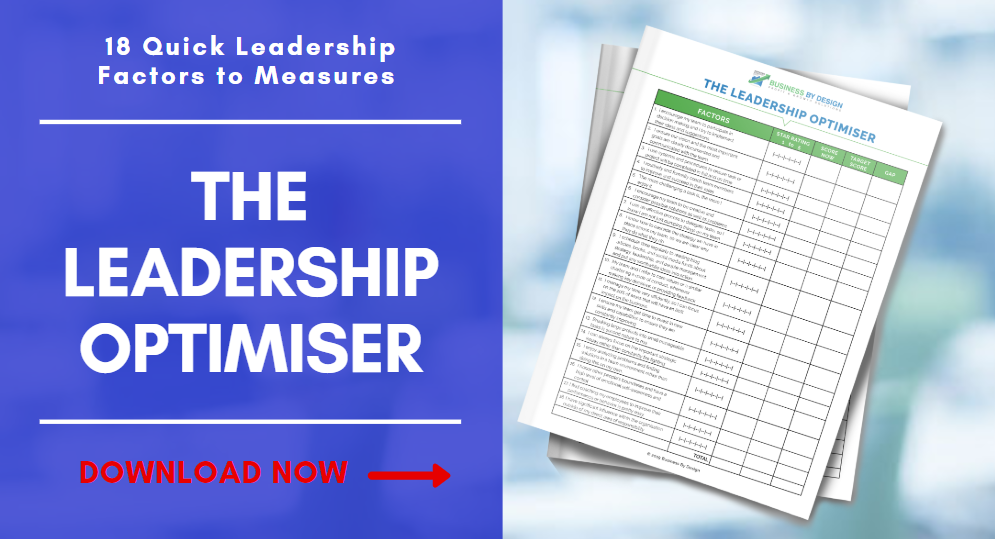 The Leadership Optimiser